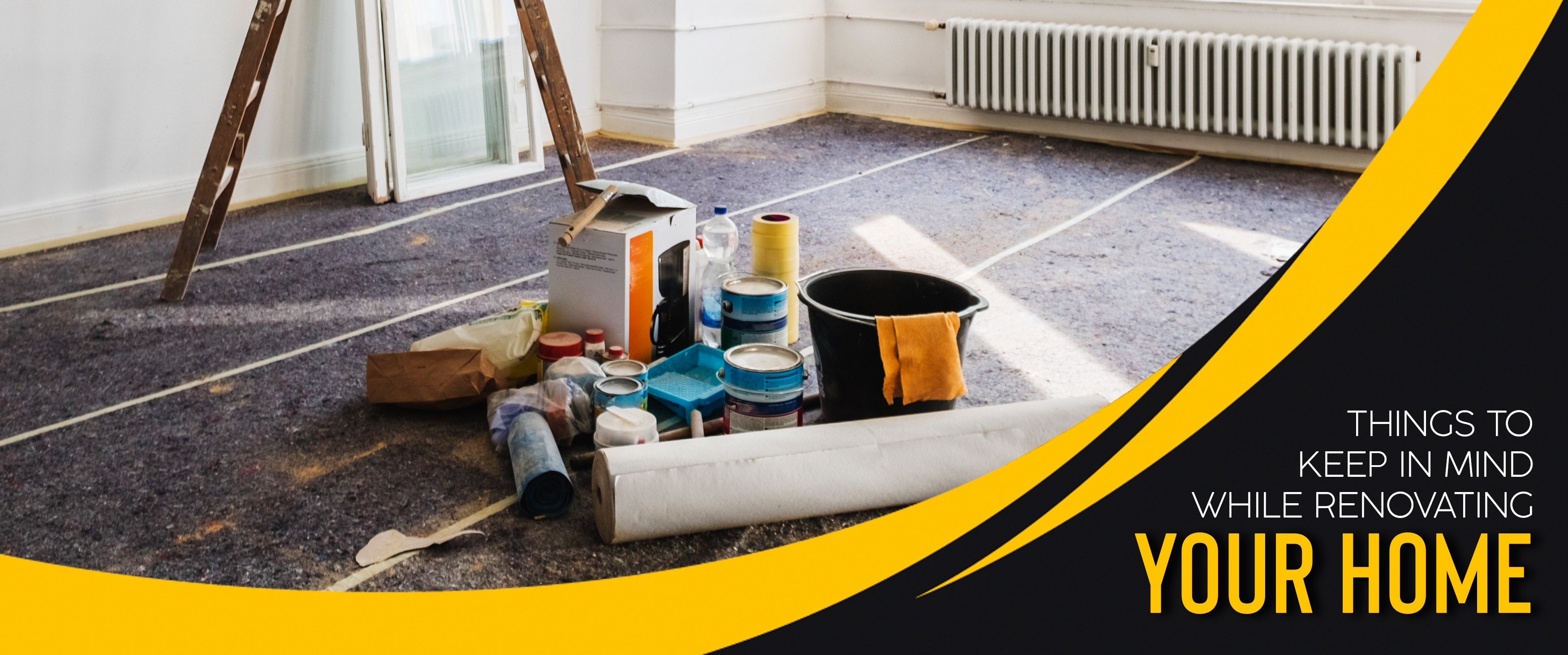Things To Keep In Mind While Renovating Your Home